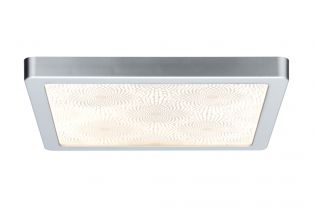 Aufbaupanel LED Ivy eckig 14W Chrom matt IP44