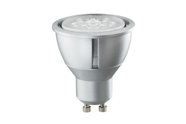 led reflektor 7 watt gu10 warmwei 28196. Black Bedroom Furniture Sets. Home Design Ideas