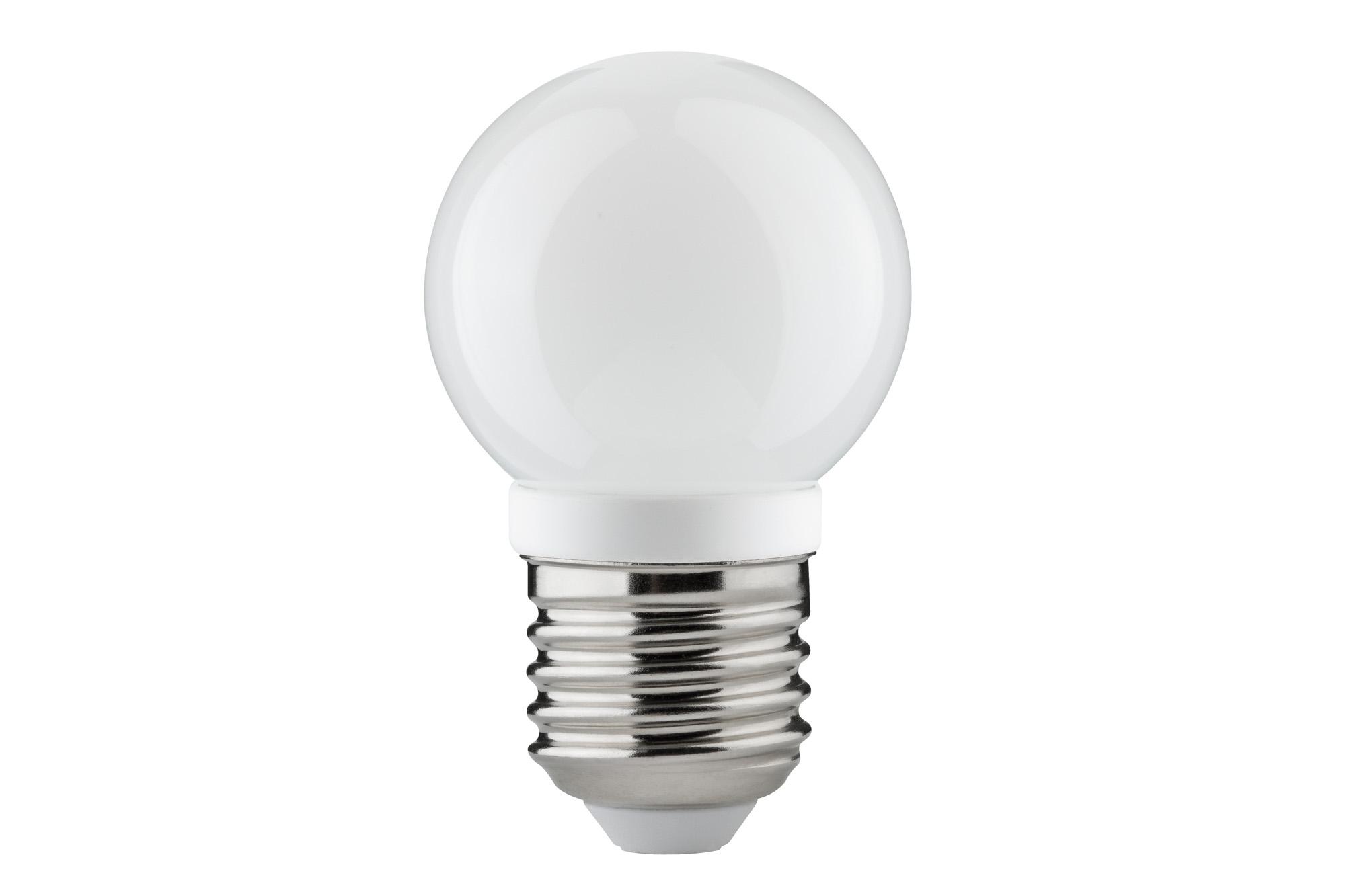 led tropfenlampe 4 watt e27 warmwei opal 28312. Black Bedroom Furniture Sets. Home Design Ideas