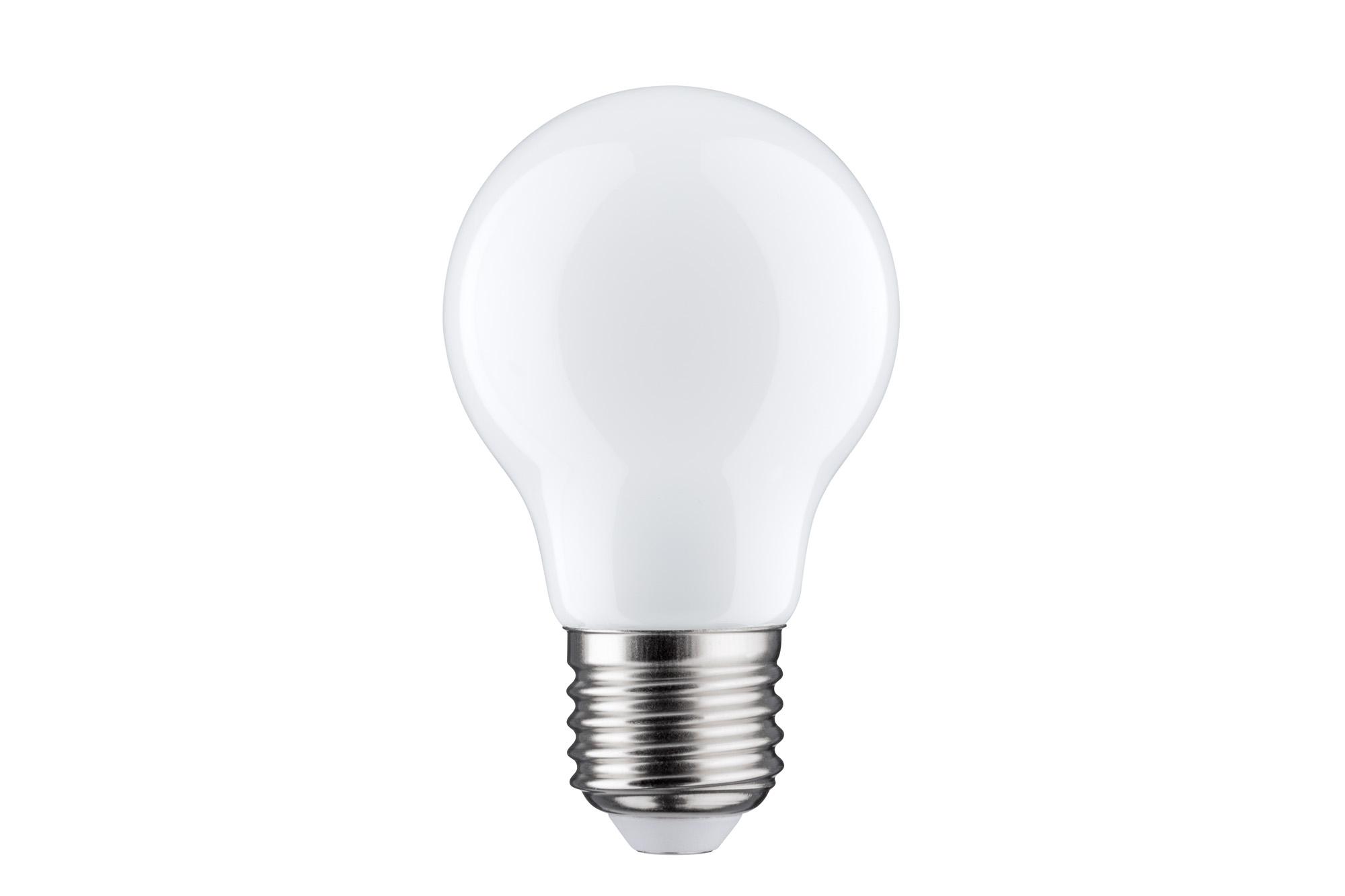 led allgebrauchslampe 6 watt e27 opal warmwei 28331. Black Bedroom Furniture Sets. Home Design Ideas
