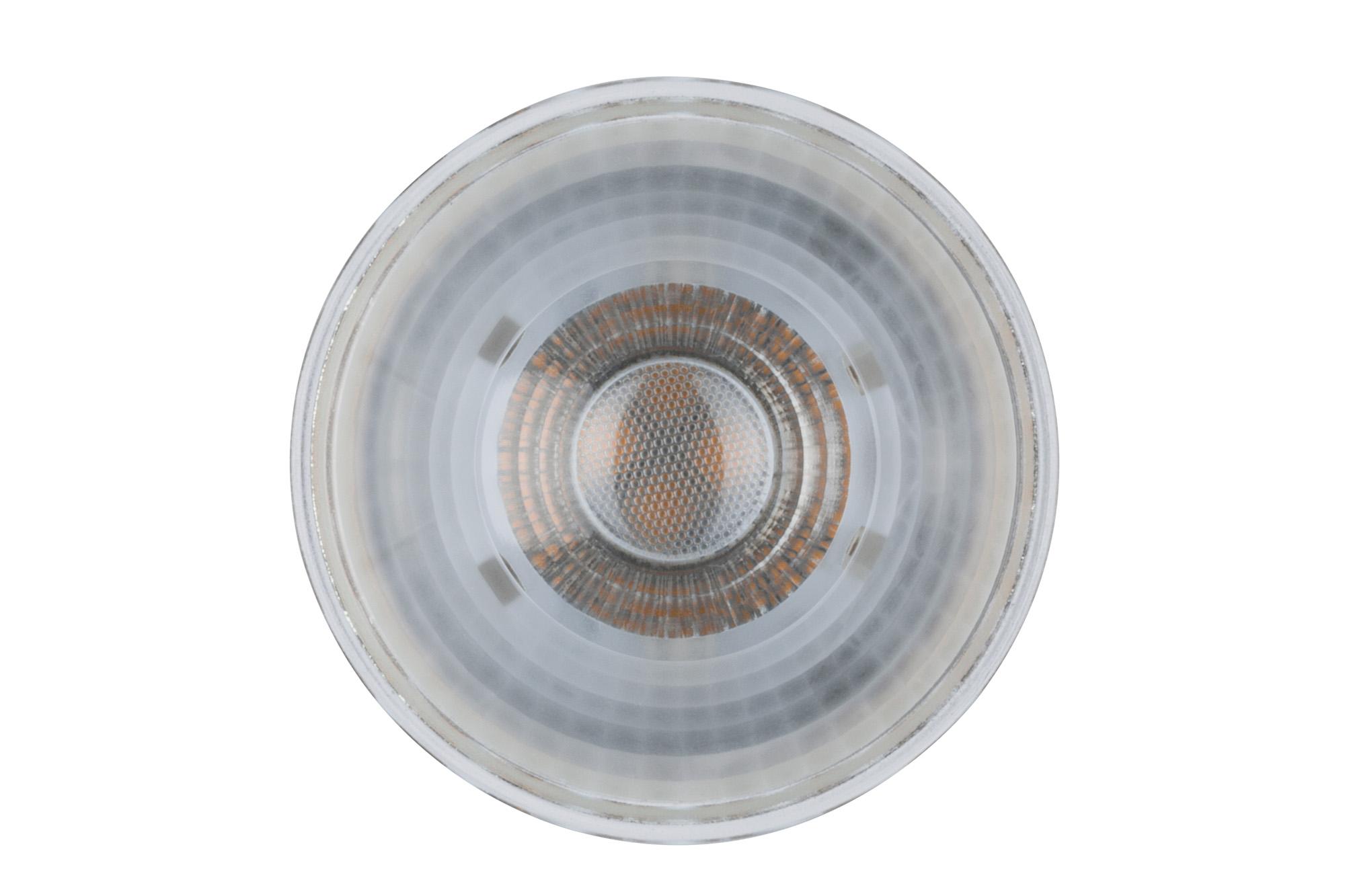 led glasreflektorlampe 5 7w gu10 warmwei dimmbar 28434. Black Bedroom Furniture Sets. Home Design Ideas
