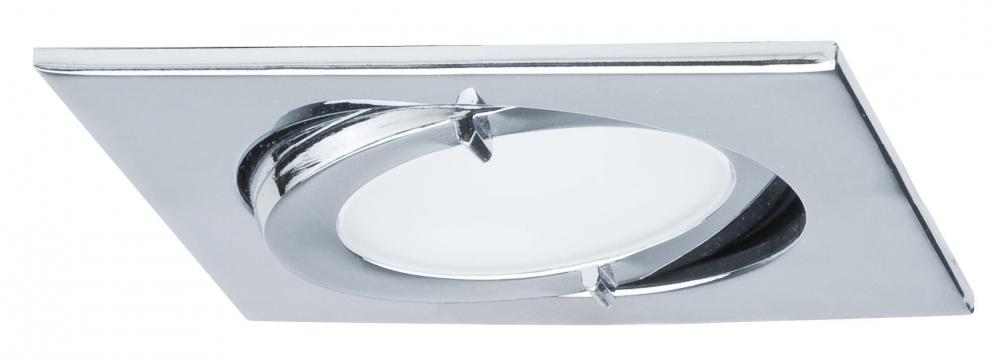 micro halogen einbauleuchten set quadro schwenkbar 3x20w chrom 93536. Black Bedroom Furniture Sets. Home Design Ideas