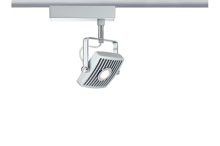 paulmann urail led spot loupe 1x10w 230v chrom matt chrom 95178. Black Bedroom Furniture Sets. Home Design Ideas