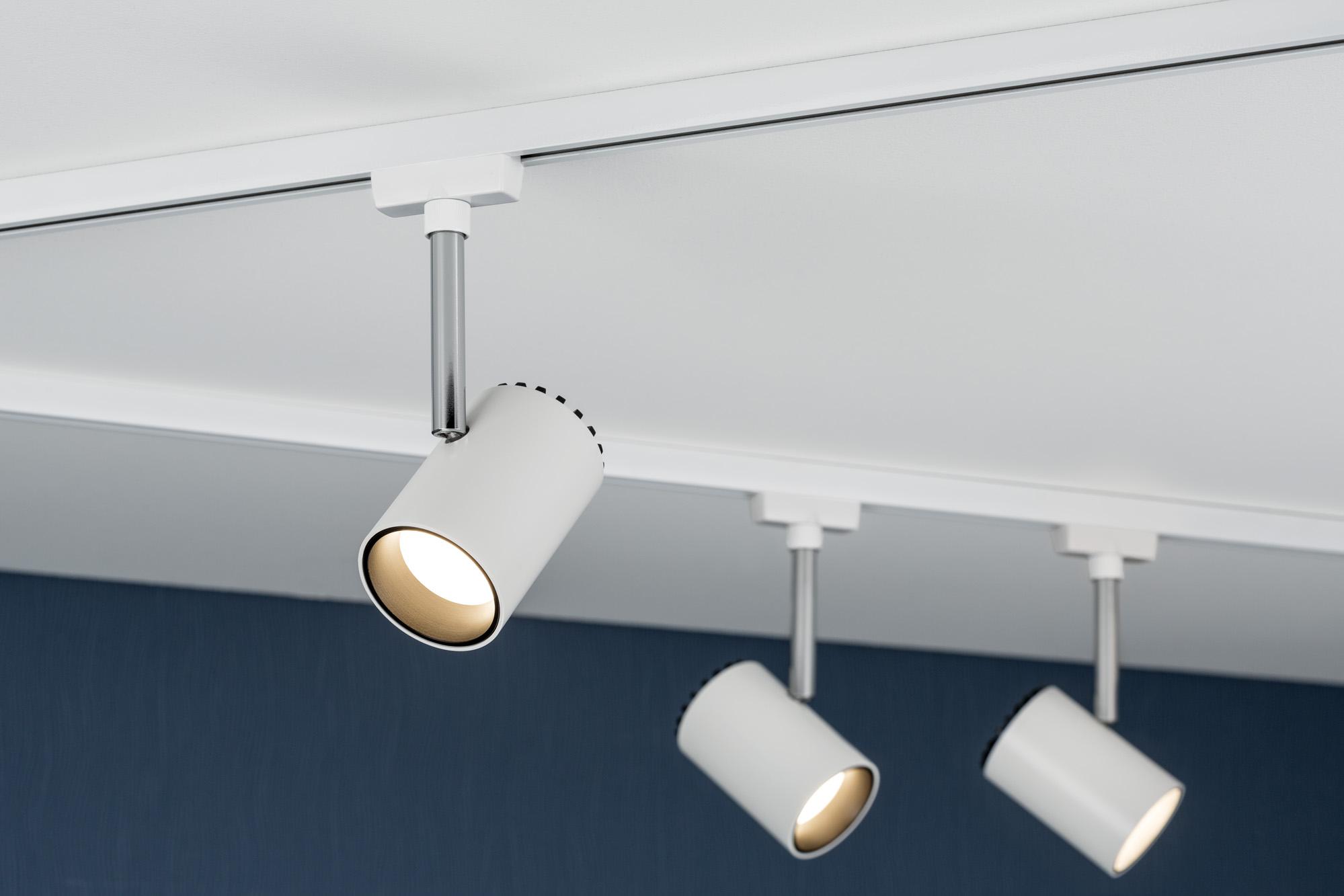 urail led spot shine 1x5w wei 95283. Black Bedroom Furniture Sets. Home Design Ideas